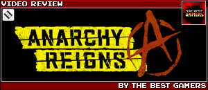ANARCHY REIGNS REVIEW by THE BEST GAMERS