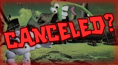NEW CLAYFIGHTER CANCELED? BY KARNIVORE89