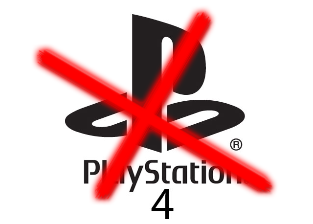 NO PS4 AT E3! BY ROCKCOCK64